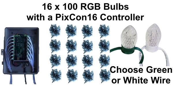 PixCon16 Bulb Package