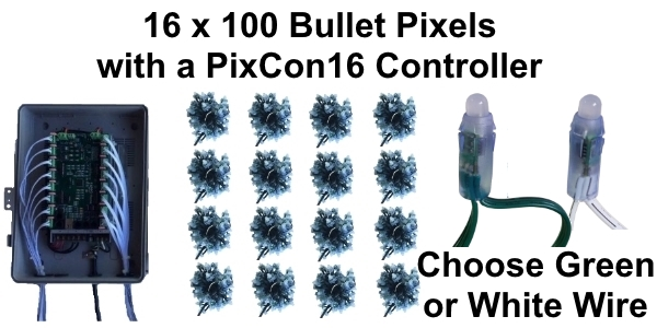 PixCon16 Pixel Package
