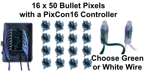 Pixcon16 Pixel Package