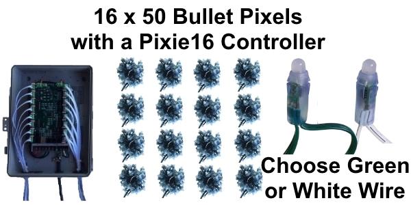 Pixie16 Pixel Package