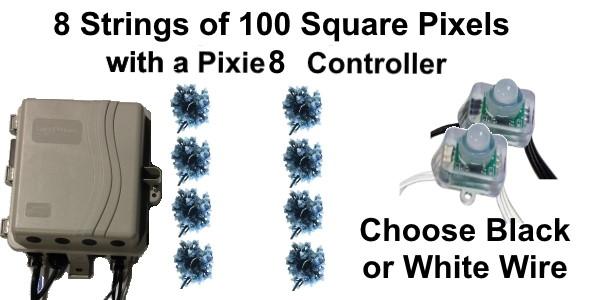 Pixie8 Pixel Package
