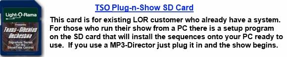 Plug-n-Show SD Card