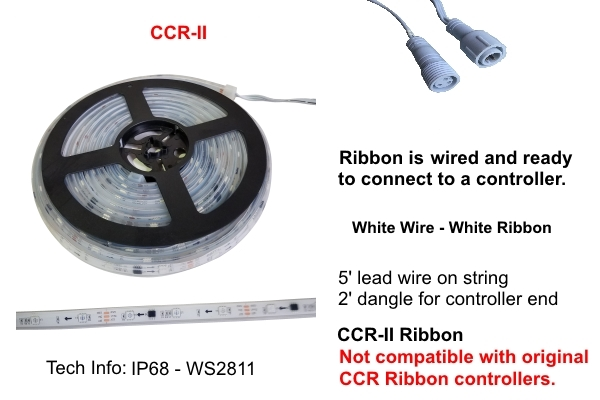 White-CCR-II Picture